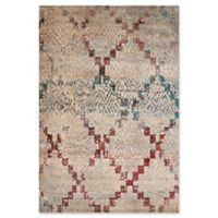 United Weavers Jules Diamonds 2'7 x 3'11 Multicolor Accent Rug