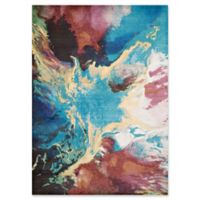 United Weavers Rhapsody Nebula 1'10 x 3' Multicolor Accent Rug