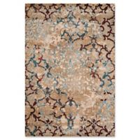 United Weavers Jules Andalusite 5-Foot x 8-Foot Area Rug in Taupe