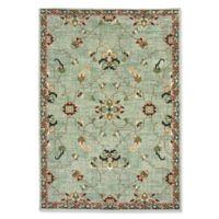 Oriental Weavers Dawson Woven 6'7 x 9'6 Area Rug in Light Blue