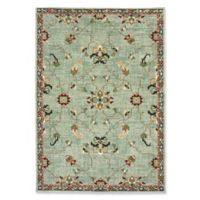 Oriental Weavers Dawson Woven 9'10 x 12'10 Area Rug in Light Blue