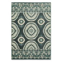 Oriental Weavers Jayden 3-Foot 10-Inch x 5-Foot 5-Inch Area Rug in Blue