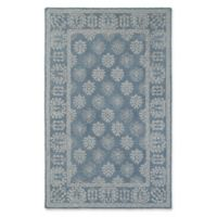 Oriental Weavers Manor 3-Foot 6-Inch x 5-Foot 6-Inch Area Rug in Blue