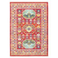 Oriental Weavers Joli 003R4 5'3 x 7'6 Area Rug in Red