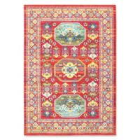 Oriental Weavers Joli 003R4 7'10 x 10'10 Area Rug in Red