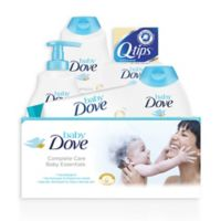 Baby Dove® 6-Piece Complete Care Bath Time Essentials Gift Set