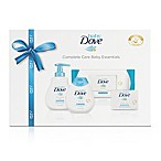 Baby Dove® 4-Piece Complete Care Baby Essentials Gift Set
