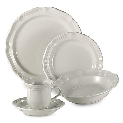 sc 1 st  Bed Bath u0026 Beyond & Mikasa® French Countryside Dinnerware Collection - Bed Bath u0026 Beyond
