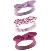 Yoga Sprout 3-Pack Headbands in Lotus