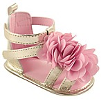 Luvable Friends® Size 0-6M Gladiator Sandal in Pink