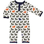 Yoga Sprout Size 0-3M Lion Coverall