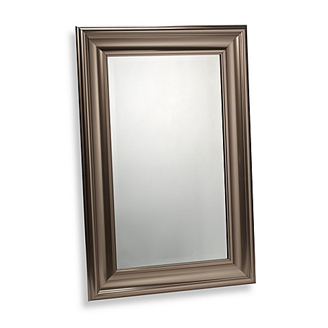 bathroom mirrors 24 x 36 wall mirror 24 x 36 bed bath amp beyond 22249