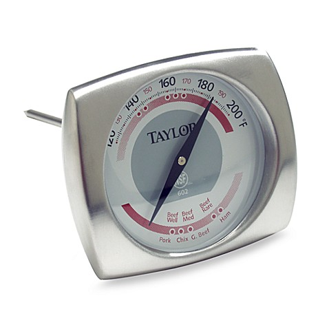 Taylor Elite™ Meat Cooking Thermometer