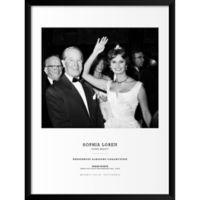 """Sophia Loren 25"""" x 37"""" Wall Art"""