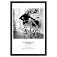 "Jayne Mansfield 25"" x 37"" Wall Art"