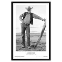 Frank Worth's JD Standing 25-Inch x 37-Inch Wall Art