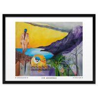 "Artography Limited Vir Absurdis 19"" x 25"" Wall Art"