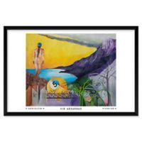 "Artography Limited Vir Absurdis 25"" x 37"" Wall Art"