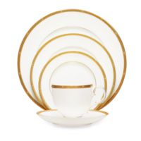 Noritake® Rochelle Gold 5-Piece Place Setting