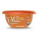 Plum Organics® 3.6 oz. Pear, Sweet Potato & Red Bell Pepper Baby Bowl