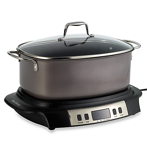 West Bend 174 6 Quart Versatility Slow Cooker Bed Bath Amp Beyond