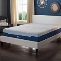 Lane® 12-Inch Gel Infused Engineered Latex Queen Mattress