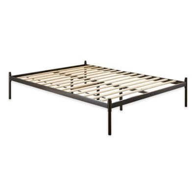 E Rest Saxon Metal Platform Bed Frame