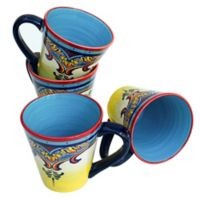 Zanzibar 12-Ounce Mug (Set of 4)