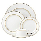 kate spade new york Library Lane Gold™ 5-Piece Place Setting