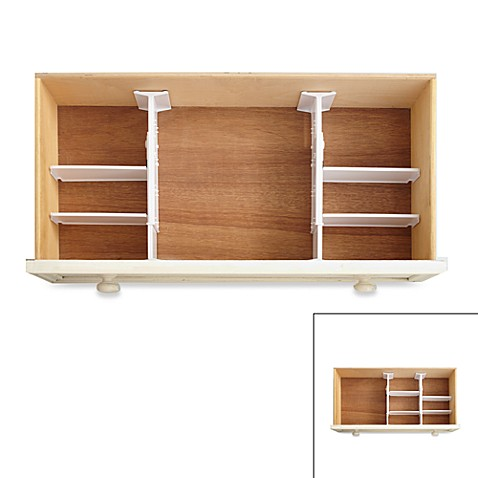 Kitchen Drawer Dividers Bed Bath And Beyond