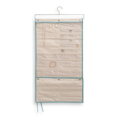 Real Simple Hanging Jewelry Organizer Bed Bath Beyond