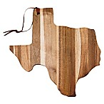 Architec® Texas Shape Acacia Wood Cutting Board