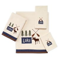 Avanti Lakeville Hand Towel in Ivory