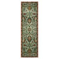 Oriental Weavers Dawson Woven 2'3 x 7'6 Area Rug in Green