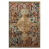 Oriental Weavers Empire Woven 9'10 x 12'10 Area Rug in Gold