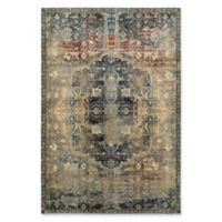 Oriental Weavers Empire 6'7 x 9'6 Area Rug in Gold