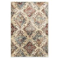 Oriental Weavers Empire 6'7 x 9'6 Area Rug in Ivory