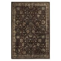 Oriental Weavers Empire 3'10 x 5'5 Area Rug in Brown
