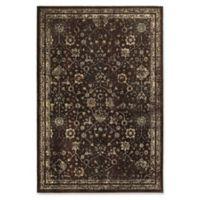 Oriental Weavers Empire 5'3 x 7'6 Area Rug in Brown
