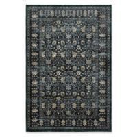 Oriental Weavers Empire Woven 3'10 x 5'5 Area Rug in Navy