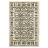 Oriental Weavers Empire Woven 7'10 x 10'10 Area Rug in Ivory