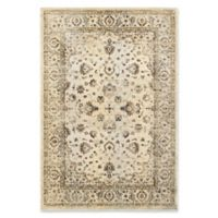 Oriental Weavers Empire Vintage Woven 3'10 x 5'5 Area Rug in Ivory