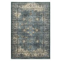 Oriental Weavers Empire Vintage Woven 6'7 x 9'6 Area Rug in Blue