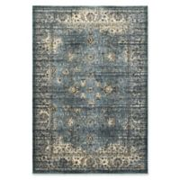 Oriental Weavers Empire Vintage Woven 7'10 x 10'10 Area Rug in Blue