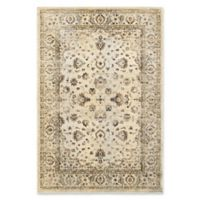 Oriental Weavers Empire Vintage Woven 9'10 x 12'10 Area Rug in Ivory