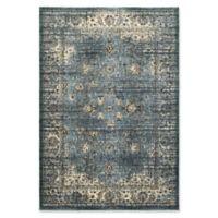 Oriental Weavers Empire Vintage Woven 9'10 x 12'10 Area Rug in Blue
