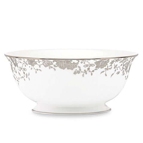 Marchesa by Lenox® French Lace 56-Ounce Serving Bowl