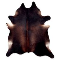 Natural Rugs Kobe Cowhide 5' x 7' Area Rug in Normand