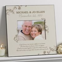 Our Marriage Blessing 5-Inch x 7-Inch Wall Frame