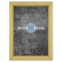 Gallery 5-Inch x 7-Inch Wood Frame in Gold